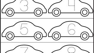 F Worksheets Kindergarten Excel Number Tracing  Cars   Worksheet  Kindergarton Math Ideas  Using Latitude And Longitude Worksheet Pdf with Printable Telling Time Worksheets Excel Number Tracing  Cars   Worksheet  Tracing Worksheetskindergarten  Worksheetsprintable  Common And Proper Nouns Worksheet 3rd Grade Excel