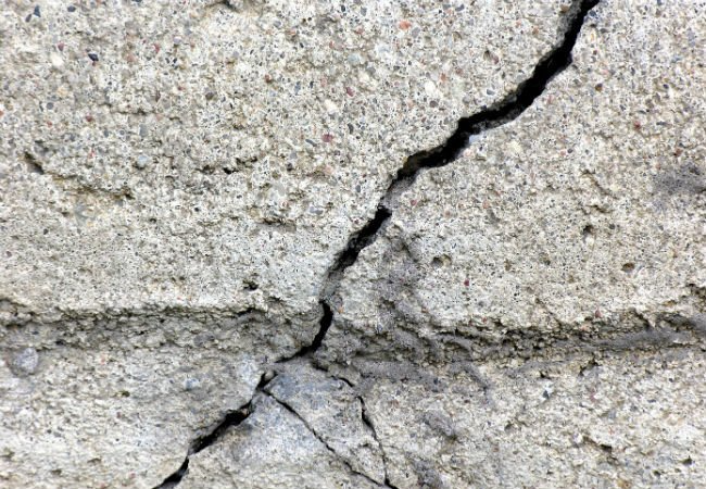 3 Fixes For Cracked Concrete Repair Cracked Concrete Fix Cracked Concrete Concrete
