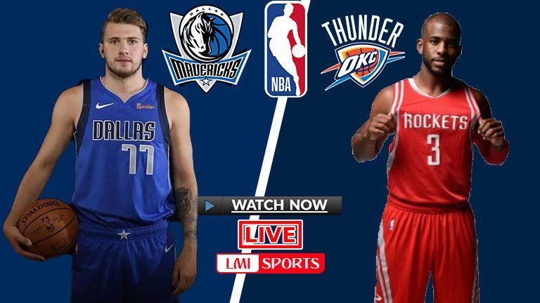 NBALive Mavericks vs Thunder NBA Streams Reddit 8 Oct
