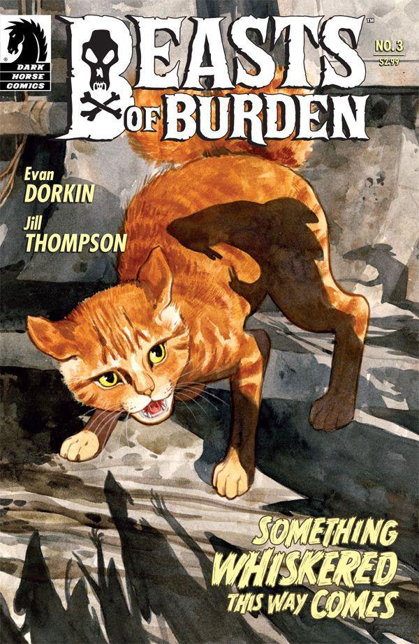 Beasts of Burden, $2.99