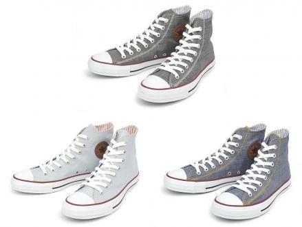 CONVERSE ALL STAR VINTAGE DENIM HI ABC-MART EXCLUSIVE  sneaker 4e97ba7261