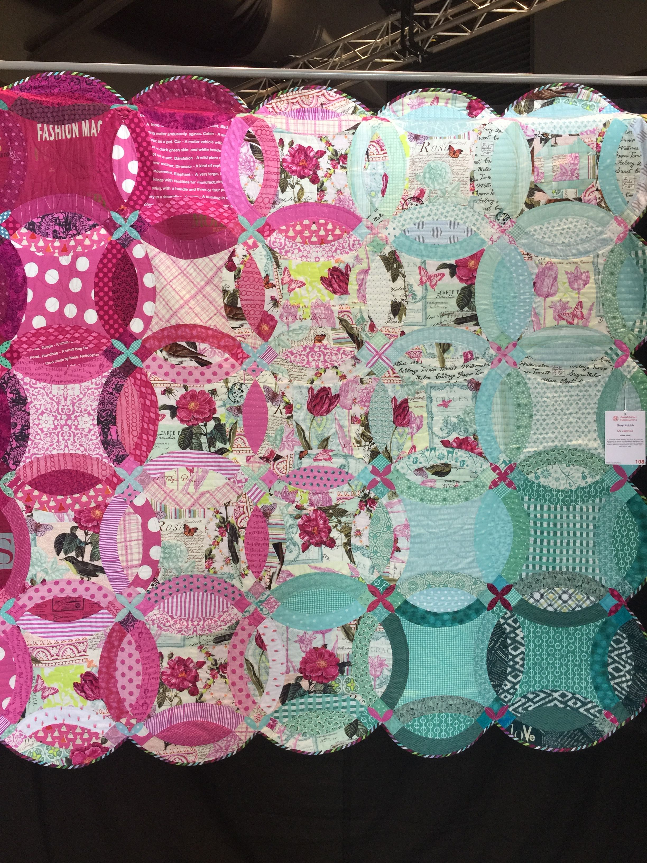 Pin by Nancy Robinson55 on quick curve ruler quilts/sew kind of ...
