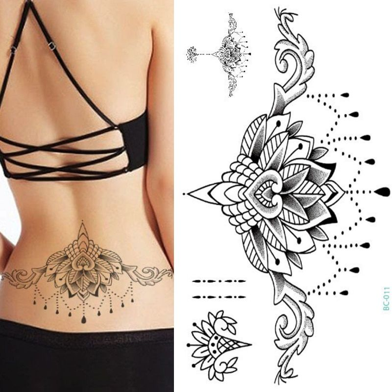 US $1.98 26% OFF|1pc Chest Flash Tattoo 23models l