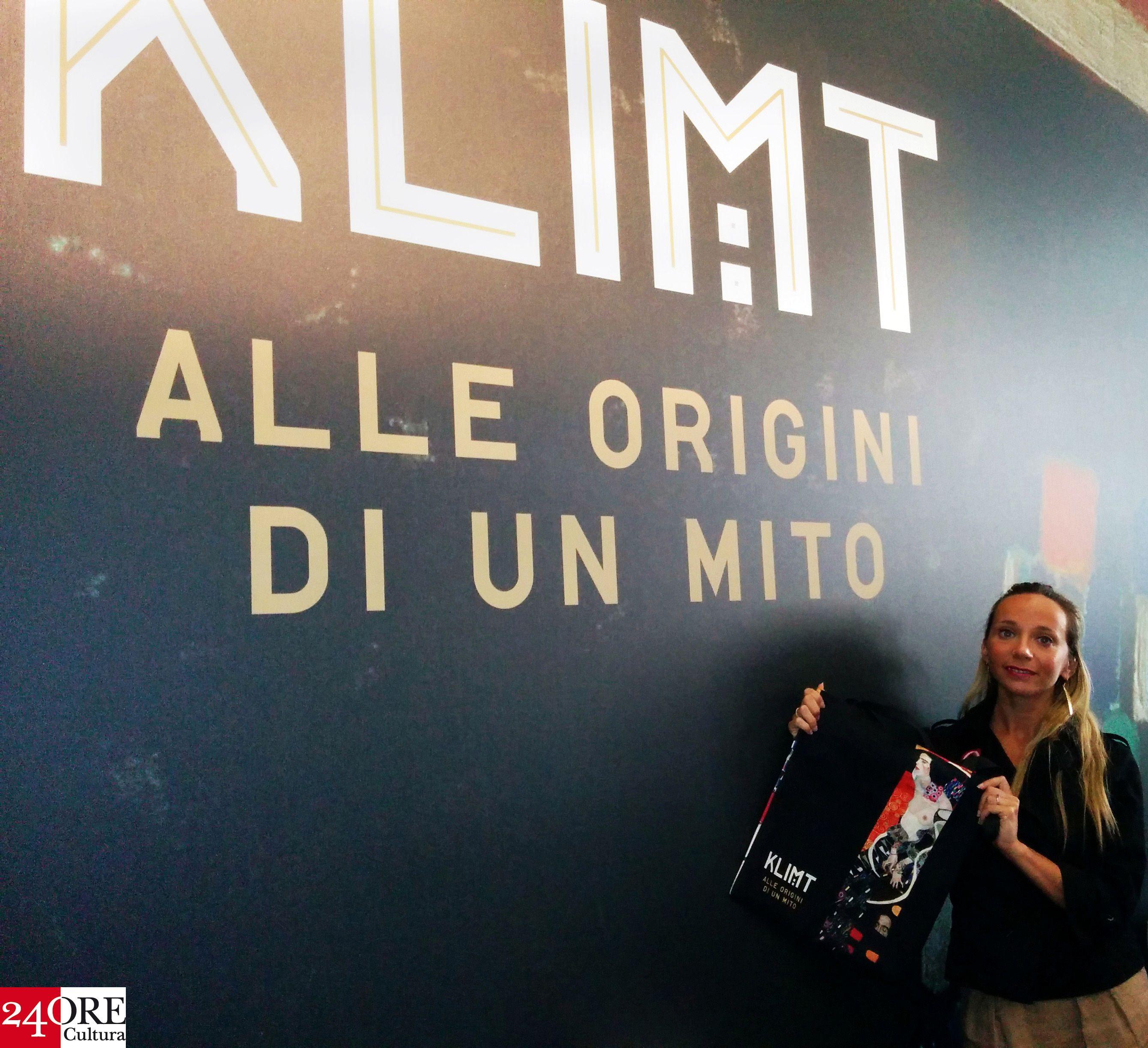 Shopper ufficiale della mostra #klimtmi