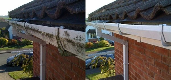 Mr Sparklean Provides Affordable Cleaning Services To Clean Your Fascias Soffits That Often Get Negl Remodeling Contractors Remodel Construction Contractors