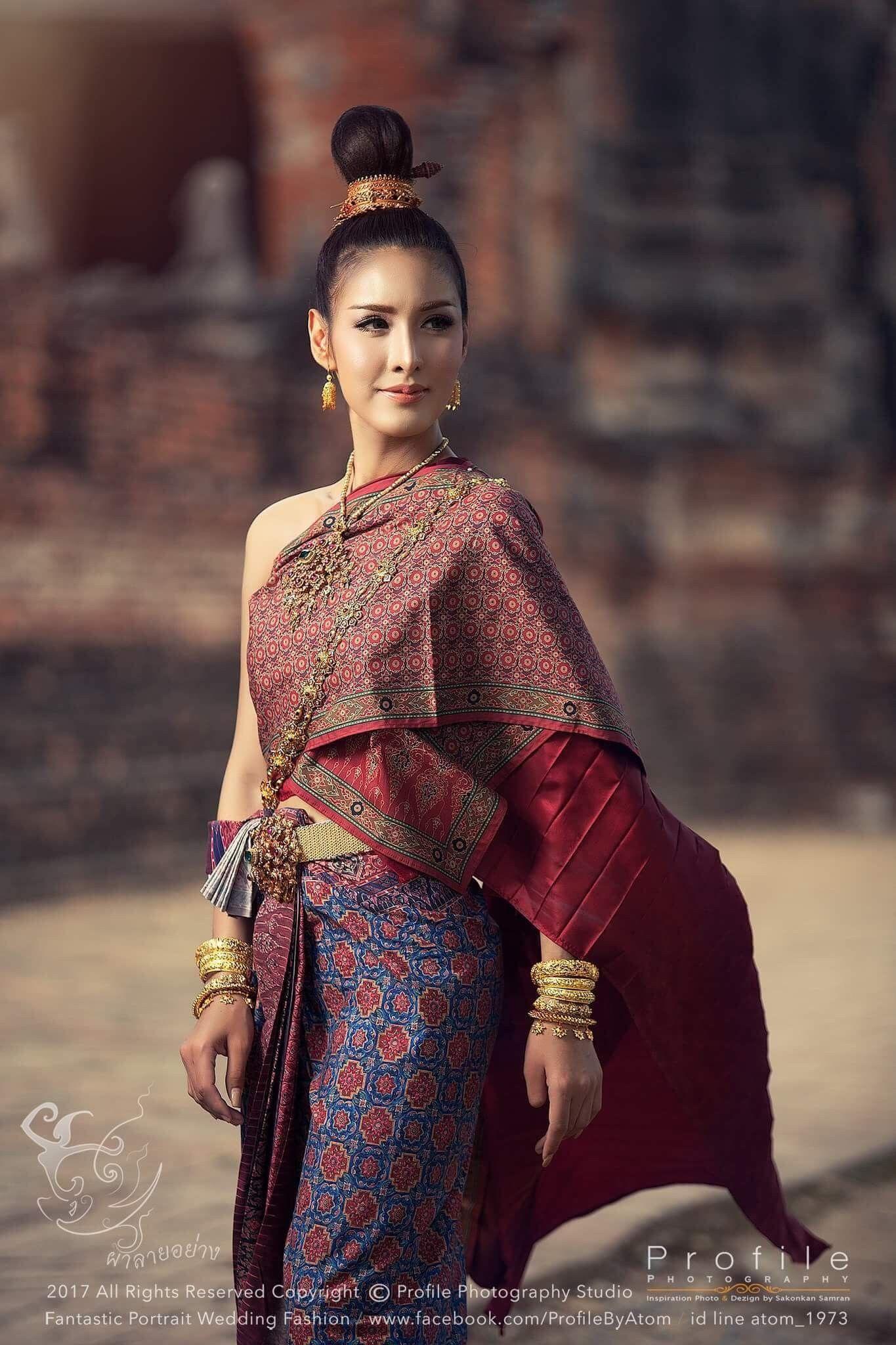 Pin by deena tanya on thai dress pinterest thai dress thai