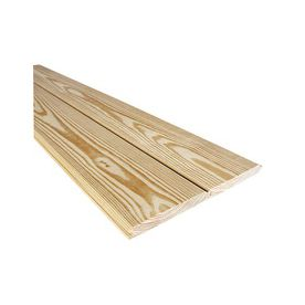 Southern Yellow Pine Pattern Stock Board Common 1 In X 6 In X 12 Ft Actual 0 65 In X 5 5 In X Southern Yellow Pine Lowes Home Improvements Home Improvement