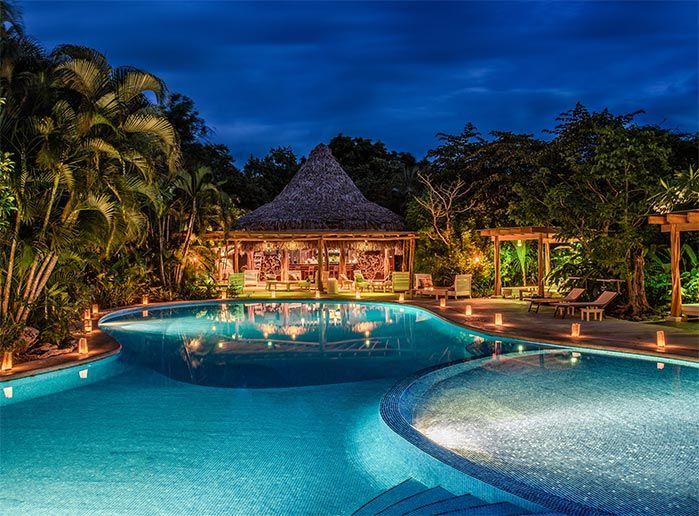 Cala Luna Luxury Boutique Hotel Villas Tamarindo Beach Costa Rica