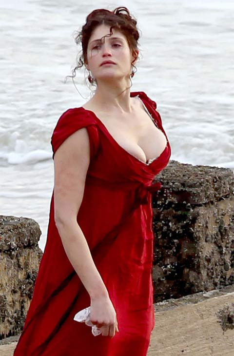 gemma arterton boobs