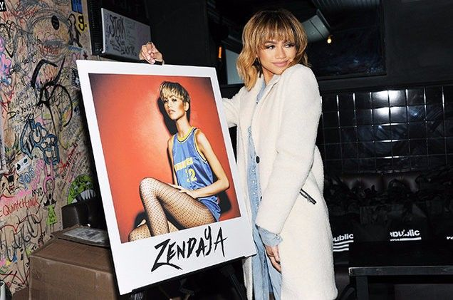 Zendaya helps that MAKERS STORIES app will let 50 women join star-studded music Video / アメリカのシンガー・ソングライターZendayaがアプリ「MAKERS STORIES」を支援。