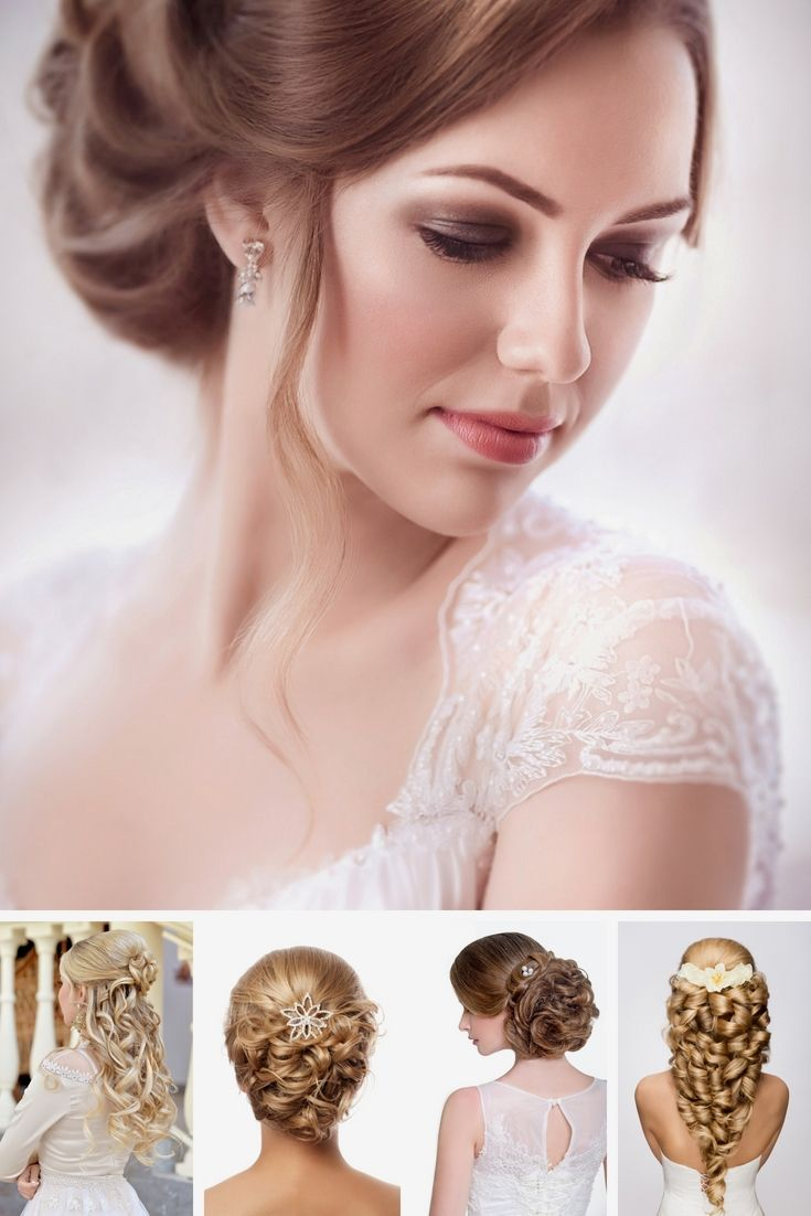 Beautiful Wedding Hairstyle Collections. Still Seeking For The ...