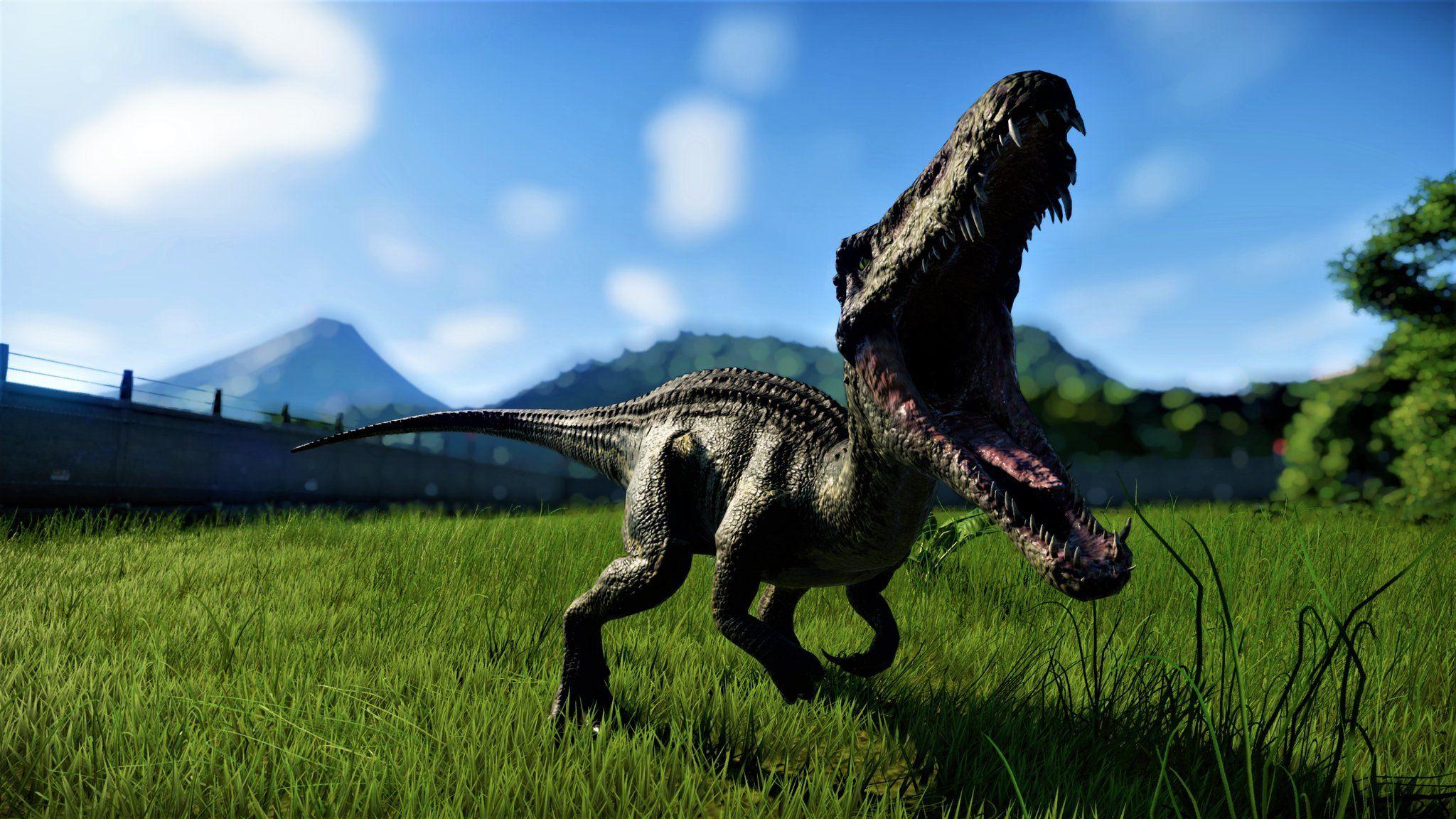R L F F On Twitter Jurassic Park World Jurassic World Jurassic Park