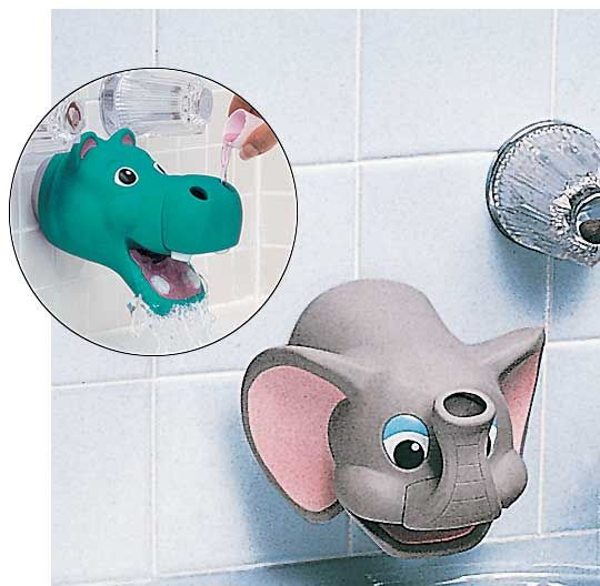 Lovely Baby Use Bathroom Elephant Spout Cover | alibaba | Pinterest