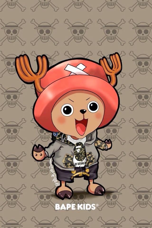 Chopper Imagenes De One Piece Comics Y Dibujos Animados Fondo De Anime