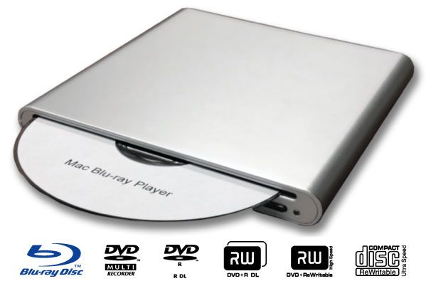 MCE Super-BluDrive 3 - USB 3 0 Blu-ray Player and SuperDrive