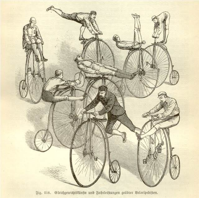 Chook and Landyachts pennyfarthing thread - Land Yacht Sailing Construction - Seabreeze Forums!