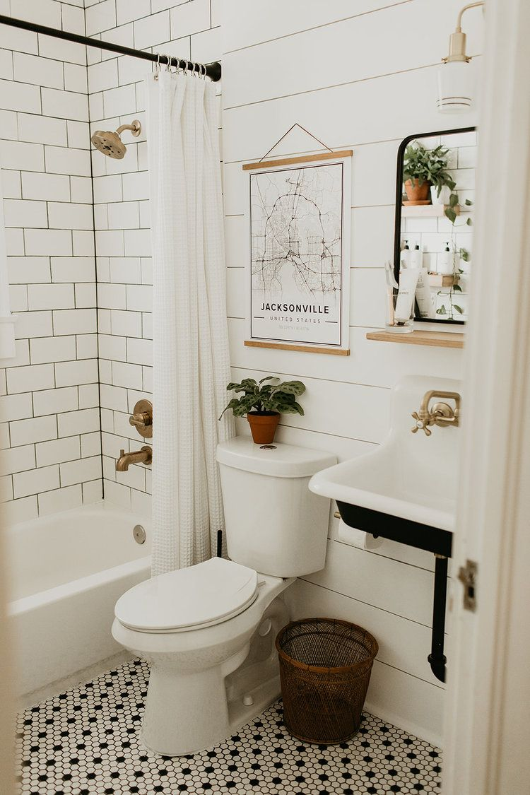 Photo of Bathroom Renovation Reveal — Carla Natalia