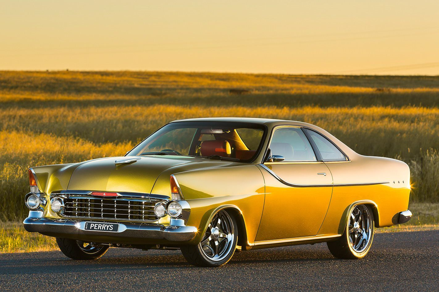 ADAM & KYLIE PERRY'S WILD CUSTOM FB HOLDEN TAILSPIN Bmw