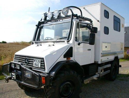 Unimog U140l Expedition Camper
