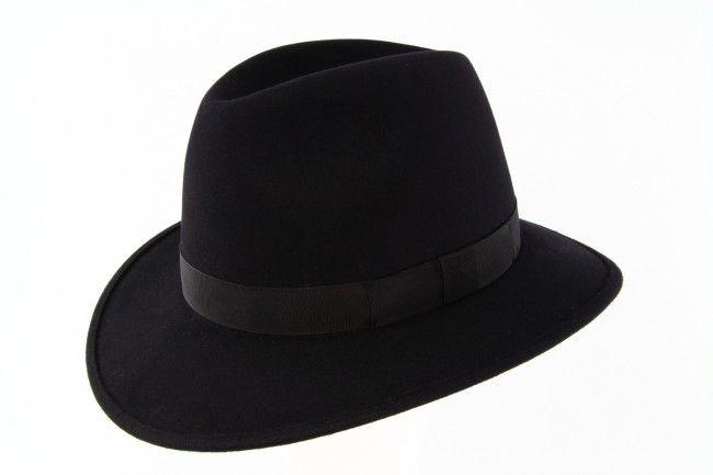 Sombrero Borsalino o Estilo Borsalino  81f4a56fcde