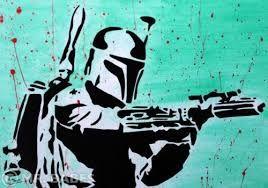 Resultado de imagen para star wars pop art