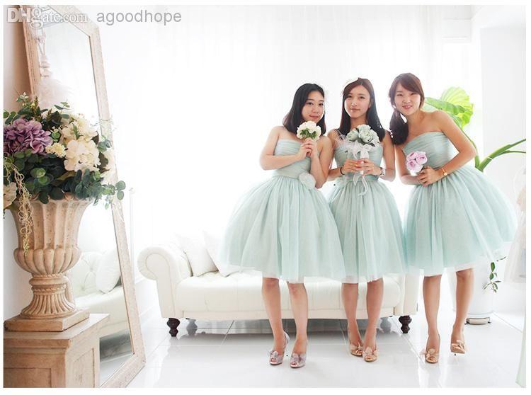 2015 Wedding Dresses Junior Bridesmaid Dresses Tutu ...