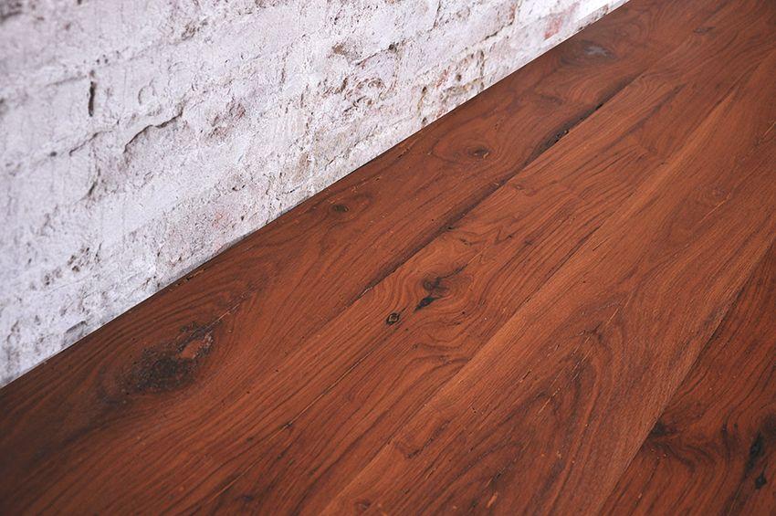 Interior design recupero parquet a tre strati in legno di rovere ...