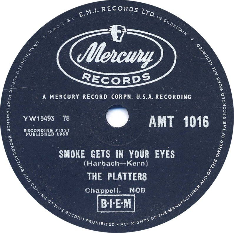 Pin by Margie Burns on 45's oldies Mercury records