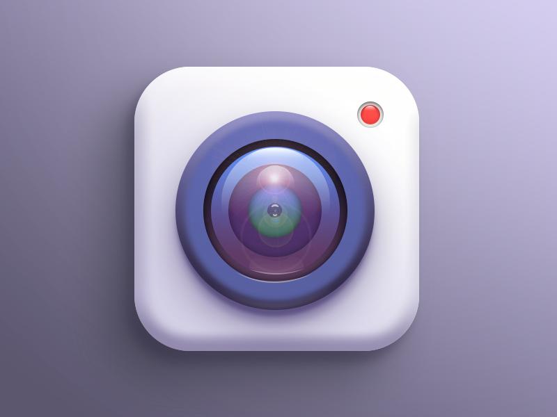 Camera Icon Camera icon, Ios icon, Tool design