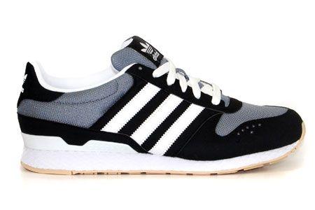 Adidas ZXZ 123 Black / White - Lead