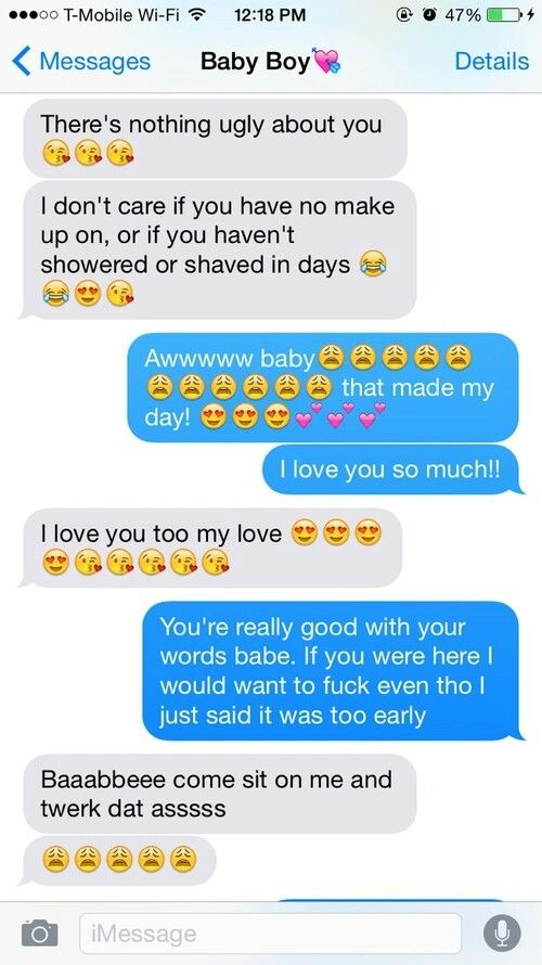 awww I love this...future text | Relationship goals text ...