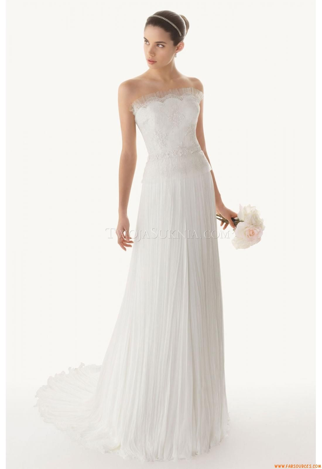 Robes de mariée rosa clara berta mariage de rêve