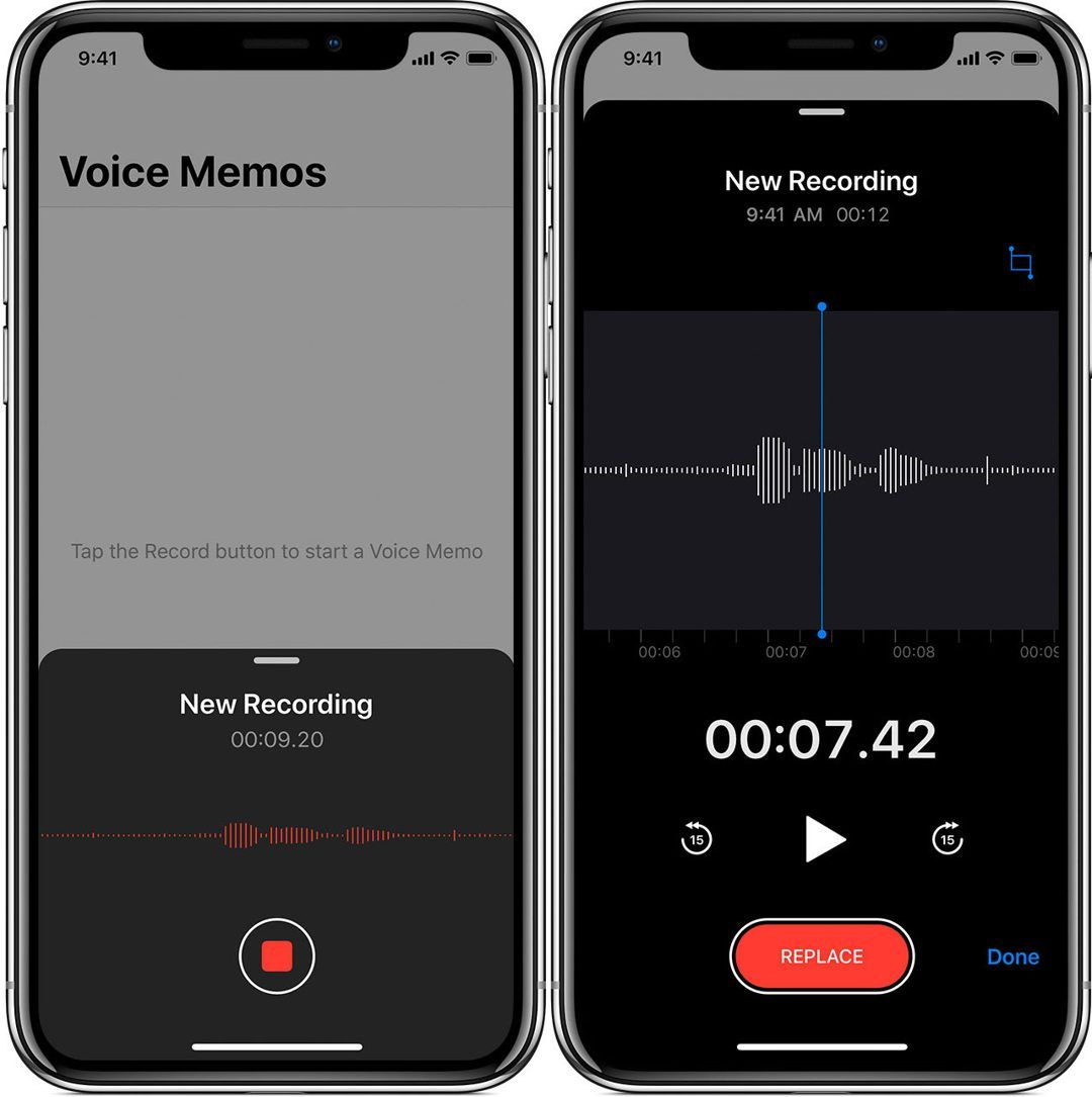 9 VoiceRecorder Apps That Won't Miss a Second Voice