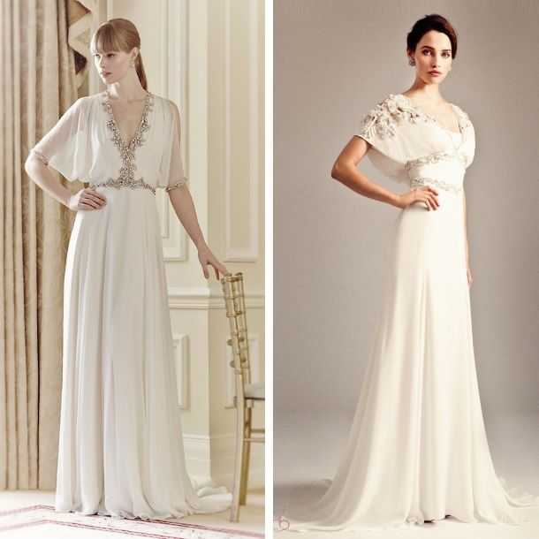 Mangas estilo murciélago para tu vestido de novia | Vestidos de ...