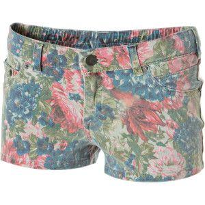 RVCA shorts!