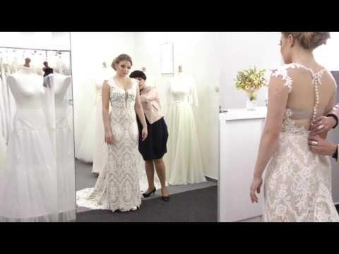 Jak Wybrac Idealna Suknie Slubna Odc 2 Odpowiedni Kroj I Kolor Sukni Slubnej Salon Demi Youtube Wedding Dresses Wedding Dresses Lace Dresses
