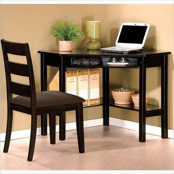 Aberdeen Corner Desk & Chair Just Cabinets Furniture