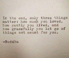 Image via We Heart It https://weheartit.com/entry/131247441 #buddah #letgo #loved #lived