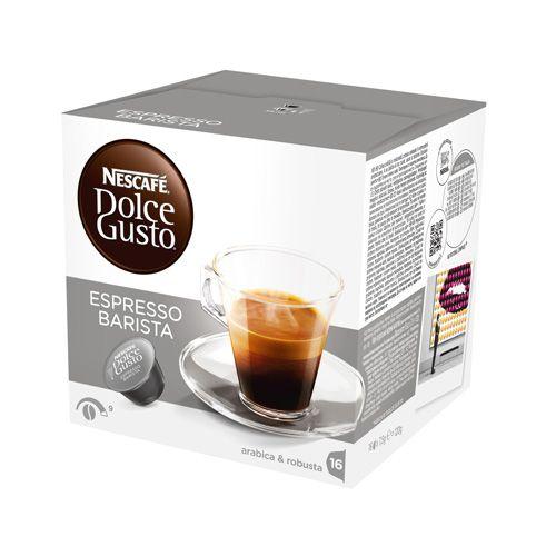 Capsule per macchina per caffé Nescafé Dolce e Gusto