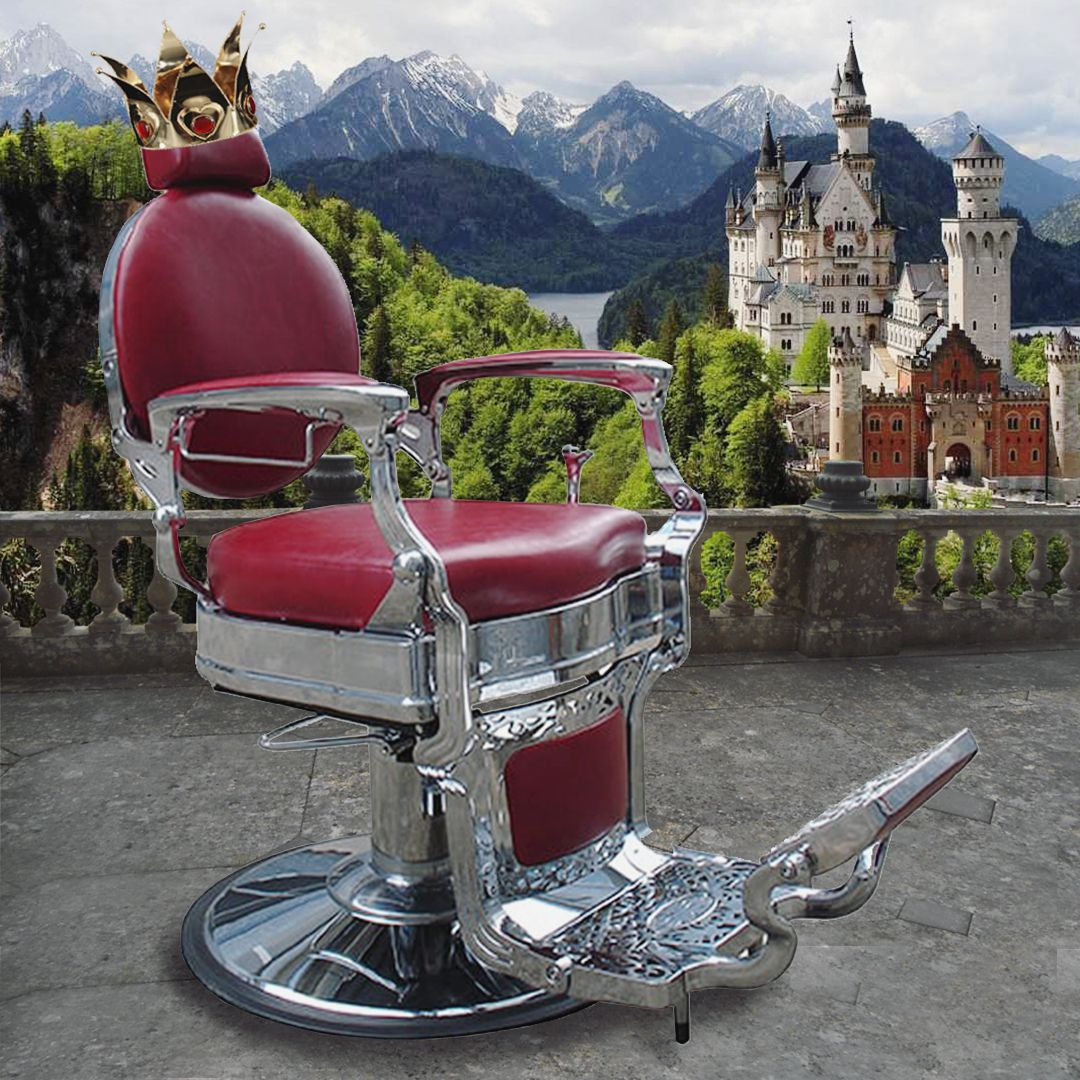 keller barber chair wedding cover hire adelaide make every client feel like a king with the royalty