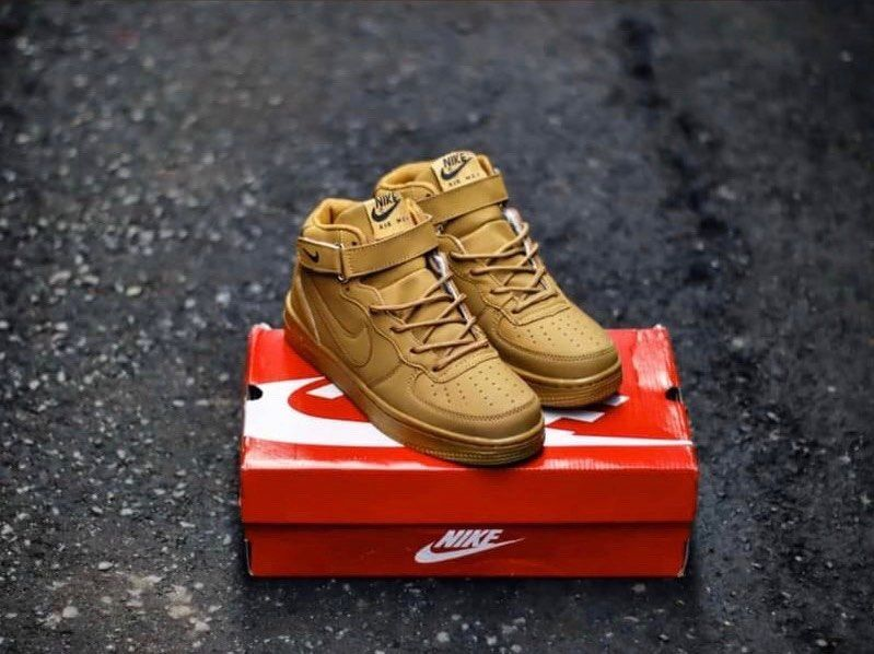 Premium Quality Limited Stock Nike Air Focre One Untility Mid