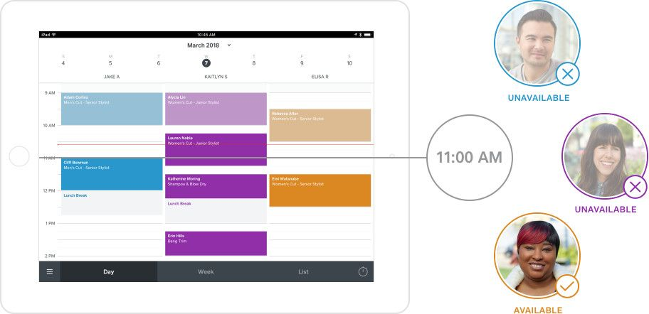 Free Appointment Scheduling Software and Booking App