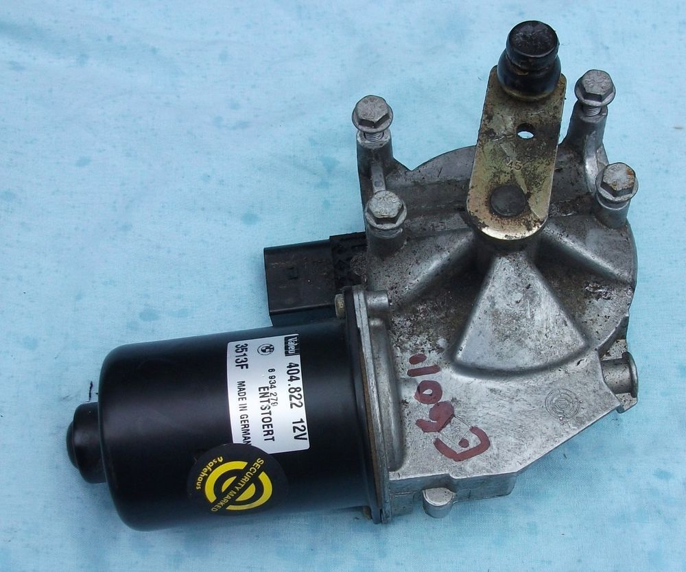Bmw 5 Series E60 E61 Saloon Touring Windscreen Wiper Motor