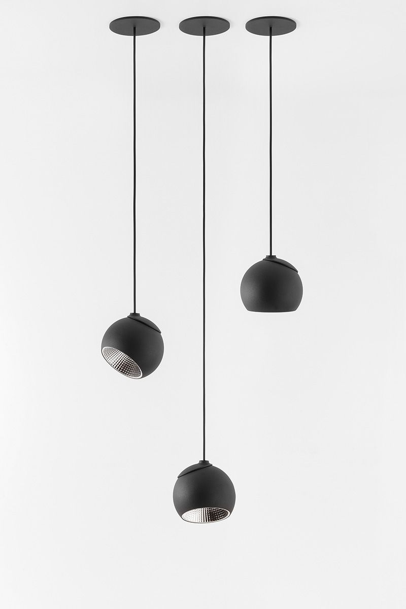 Marbul suspension by Modular Lighting Instruments   De Roos ...