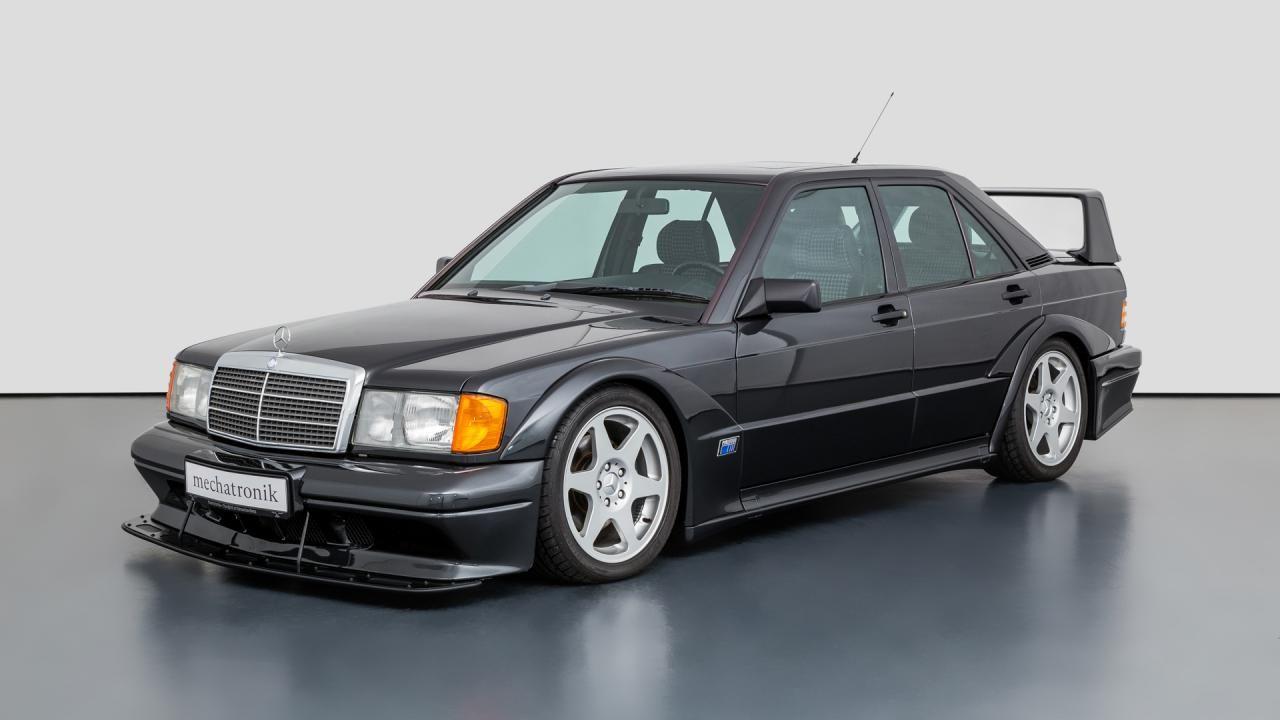 Classified Of The Week Stunning Mercedes 190 E 2 5 16 Evo Ii