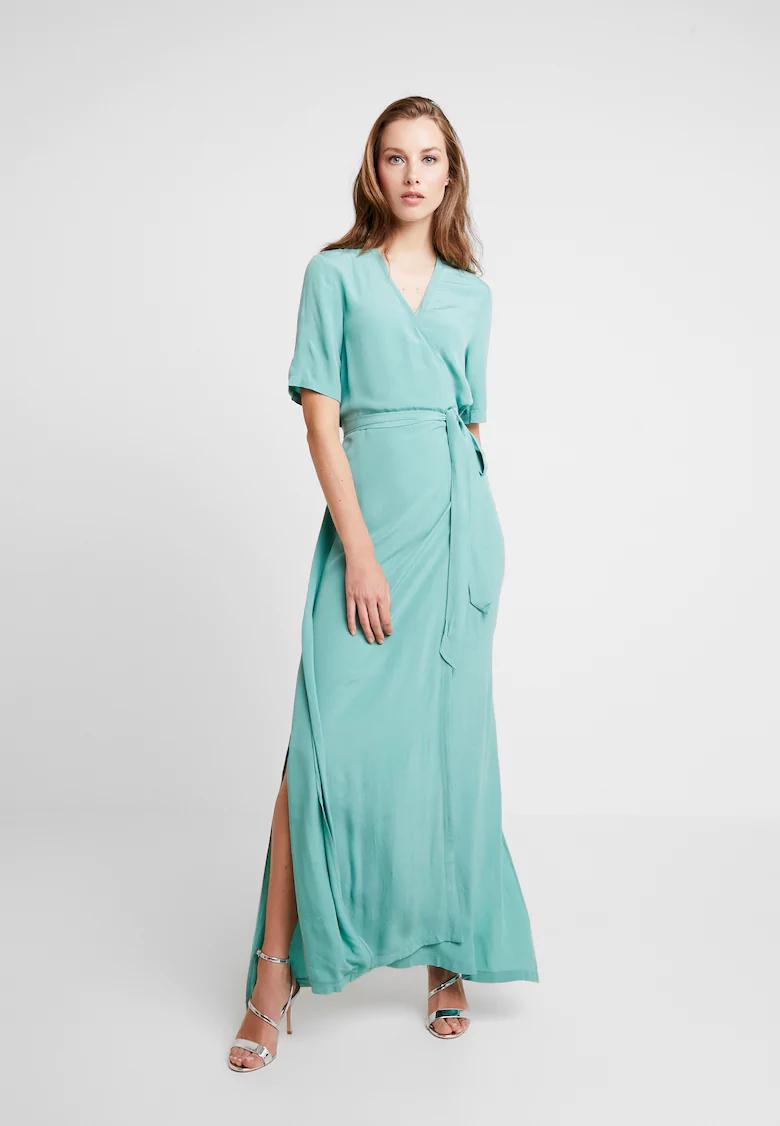 MANTE DRESS - Maxikleid - beryl green @ Zalando.de ...