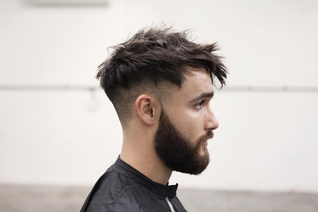 Men's Hairstyle + Haircut Trends For 2021