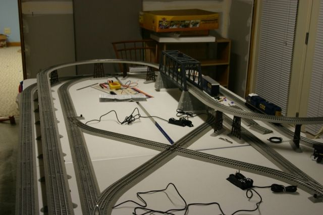 lionel fastrack layouts – Lionel Track Wiring