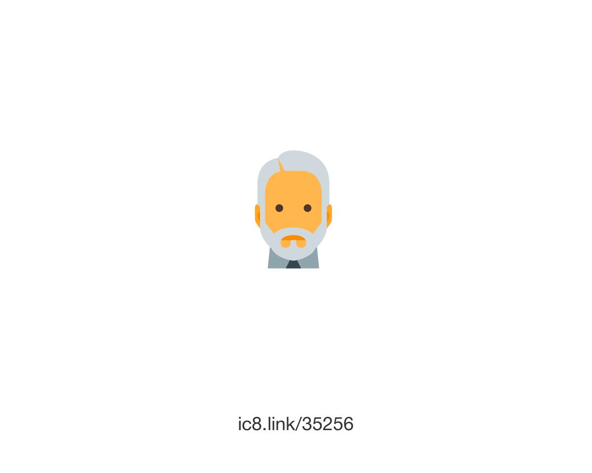 Icono Old Person En Estilo Plano De Color Gratis Disponible Para Descargar En Formato Png Svg Y Como Fuente Icons Graphicdesign Person Icon Icon Person