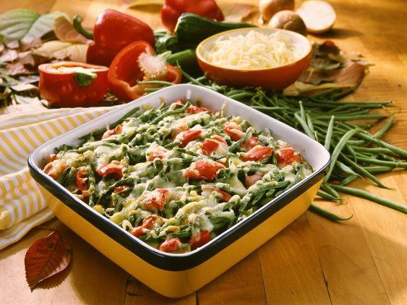 Gemüse-Hackfleischgratin ist ein Rezept mit frischen Zutaten aus der Kategorie Gemüse. Probieren Sie dieses und weitere Rezepte von EAT SMARTER!